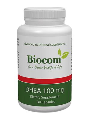 Biocom DHEA 100 mg