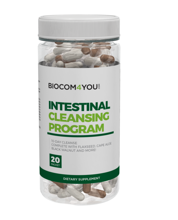 Biocom Intestinal Cleansing Program