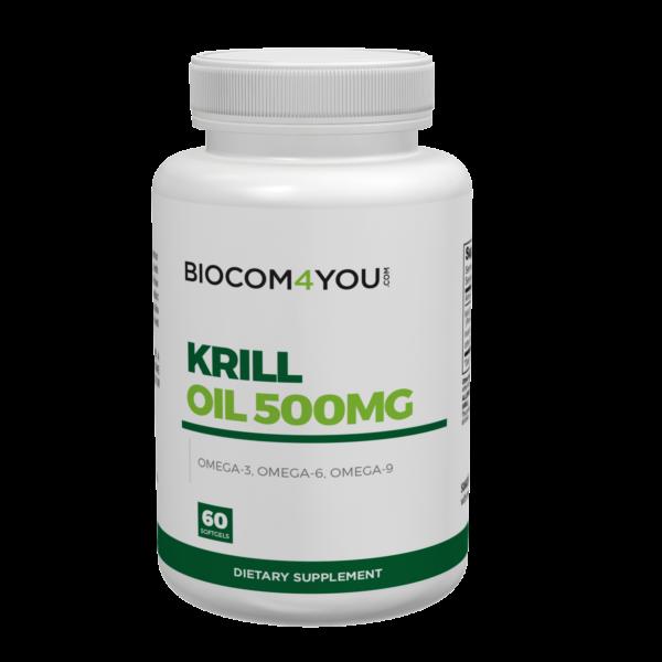 Biocom Krill Oil
