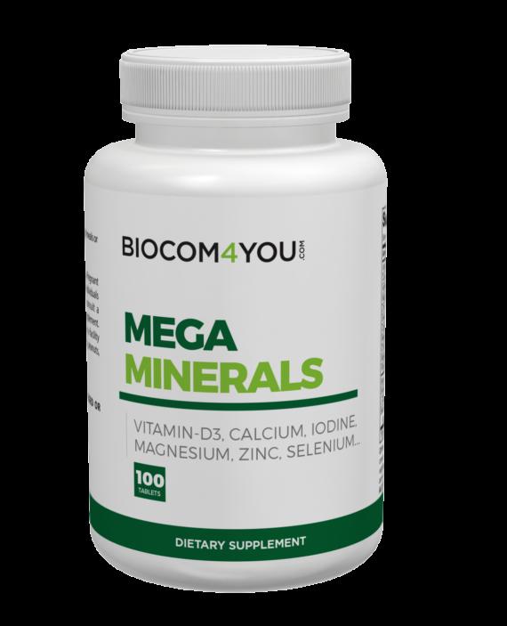 Biocom Mega Minerals