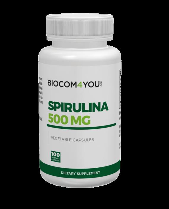 Biocom Spirulina