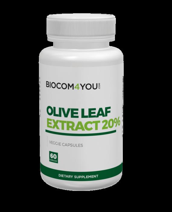 Biocom Olive Leaf Extract