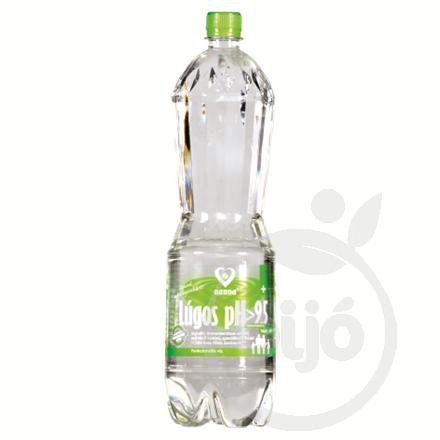 Lúgos víz - lúgosítás   it-management.hu