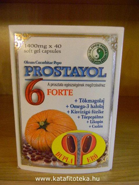 creditime.hu PROSTAYOL 6 FORTE KAPSZULA Ft-tól.