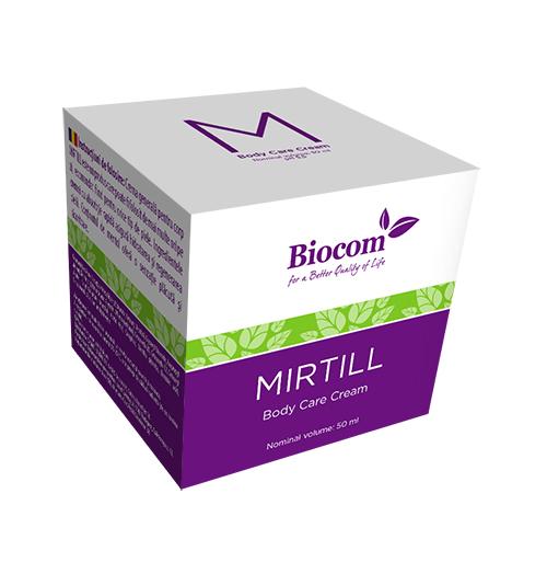 Biocom Mirtil Cream