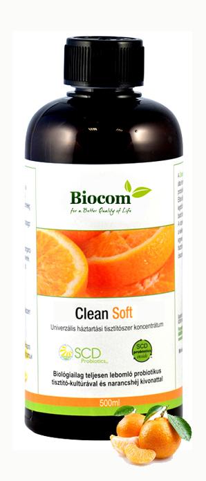 Biocom Soft Mandarin Illattal