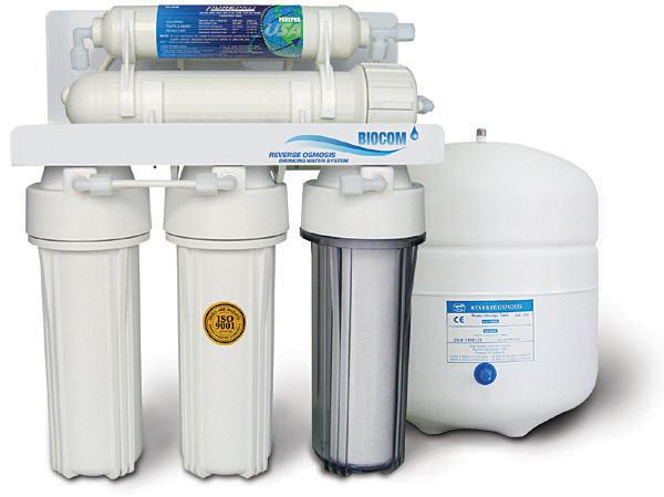 Víztisztító RO 102-A