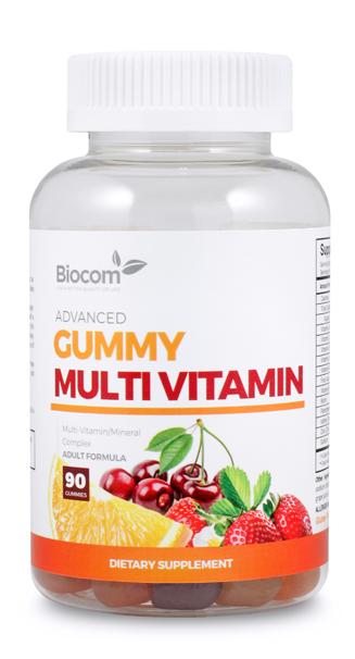 Biocom Gummy Multivitamin