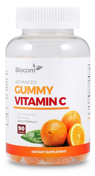 Biocom Gummy Vitamin C