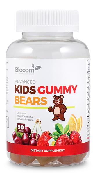 Biocom Kids Gummy Bears