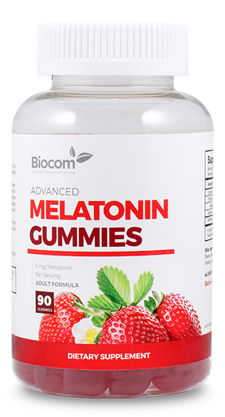 Biocom Melatonin Gummies