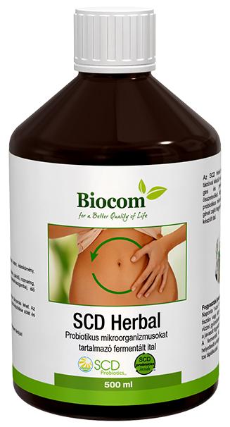 Biocom SCD Herbal