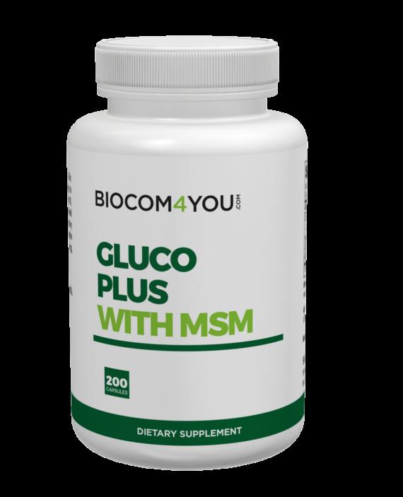 Biocom Gluco Plus With MSM