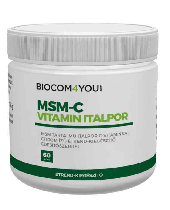 Biocom MSM-C Vitamin Italpor